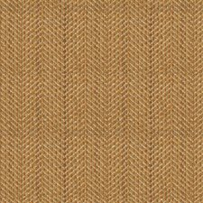 Yellow/Beige Tweed Decorator Fabric by Kravet