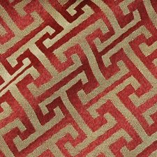 Rustic Red Decorator Fabric by Duralee