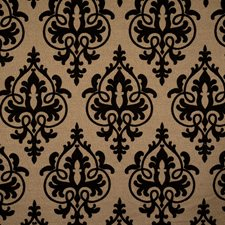 Graphite Damask Decorator Fabric by Fabricut