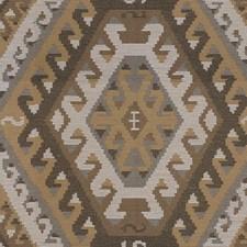Saffron Ikat Decorator Fabric by Kravet