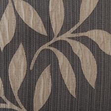 Black Walnut Leaf Decorator Fabric by Duralee