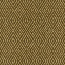 Brown/Beige Diamond Decorator Fabric by Kravet