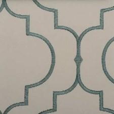 Aqua Decorator Fabric by Duralee