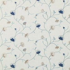 Cornflower Decorator Fabric by Duralee