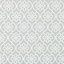 Dove Medallion Decorator Fabric by Duralee