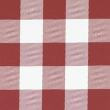 Chilipepper Plaid Decorator Fabric by Duralee