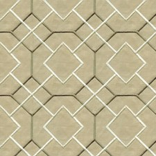 Stone Geometric Decorator Fabric by Kravet