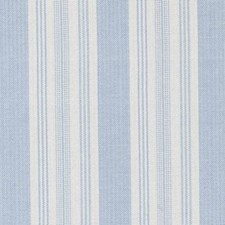 Chambray Stripe Decorator Fabric by Duralee