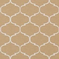 Clay Geometric Decorator Fabric by Duralee
