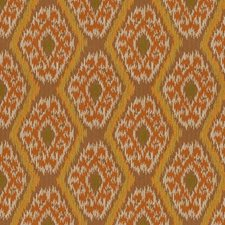 Tigerlily Diamond Decorator Fabric by Kravet
