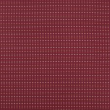 Burgundy Small Scale Woven Decorator Fabric by Fabricut