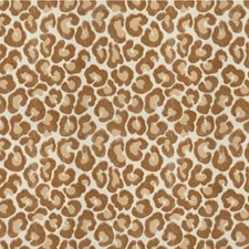 Vanilla Latte Animal Skins Decorator Fabric by Kravet