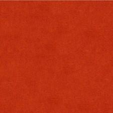 Orange Solids Decorator Fabric by Kravet