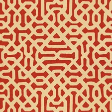 Poppy Geometric Decorator Fabric by Kravet