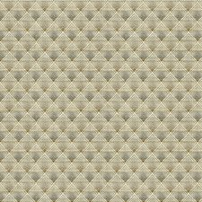 Beige/Grey Small Scales Decorator Fabric by Kravet