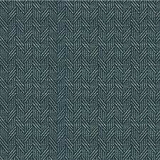 Dark Blue/Blue Geometric Decorator Fabric by Kravet