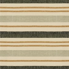 Cinder Stripes Decorator Fabric by Kravet