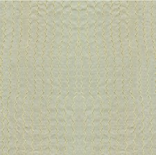 Sea Foam Stripes Decorator Fabric by Kravet
