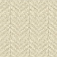 White/Silver Herringbone Decorator Fabric by Kravet