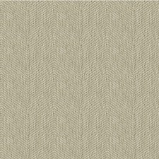 Grey/Silver Herringbone Decorator Fabric by Kravet