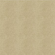 Wheat Geometric Decorator Fabric by Kravet