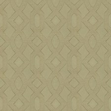 Silver Geometric Decorator Fabric by Kravet