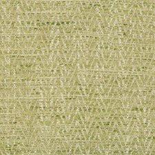 Beige/Celery/Green Herringbone Decorator Fabric by Kravet