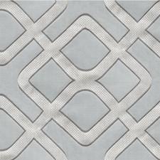 Smoke Geometric Decorator Fabric by Kravet