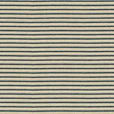 Beige/Dark Blue Ottoman Decorator Fabric by Kravet