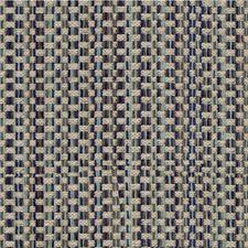 Turquoise/Dark Blue/Beige Texture Decorator Fabric by Kravet