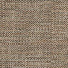 Copper Herringbone Decorator Fabric by Kravet