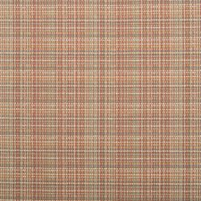 Carrot Plaid Decorator Fabric by Kravet