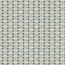 Beige/Light Blue Texture Decorator Fabric by Kravet