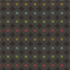 Pop Geometric Decorator Fabric by Kravet