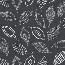 Graphite Botanical Decorator Fabric by Kravet
