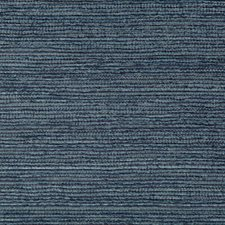 Blue/Dark Blue/Light Blue Chenille Decorator Fabric by Kravet