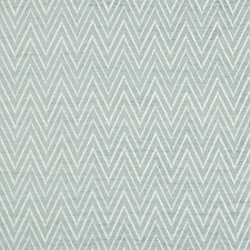 Blue/White Herringbone Decorator Fabric by Kravet