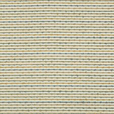 Beige/Blue Texture Decorator Fabric by Kravet