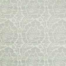 Light Grey/Grey/Ivory Damask Decorator Fabric by Kravet