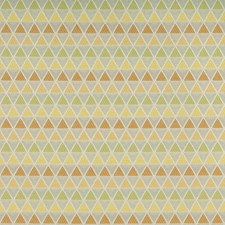 Lemon Lime Diamond Decorator Fabric by Kravet