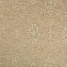 Gold/Beige Damask Decorator Fabric by Kravet