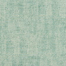 Teal/Ivory/Green Solids Decorator Fabric by Kravet