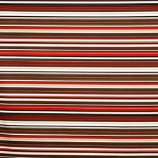 Red Novelty Decorator Fabric by Fabricut