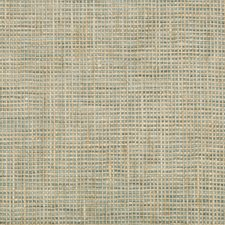 Teal/Beige Solids Decorator Fabric by Kravet