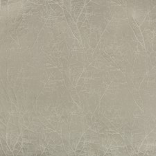 Grey/Silver Botanical Decorator Fabric by Kravet