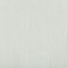 Light Blue/Neutral Stripes Decorator Fabric by Kravet