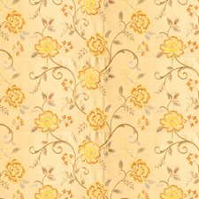 Autumn Embroidery Decorator Fabric by Fabricut