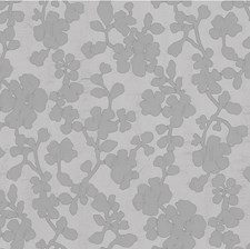 Greige Botanical Decorator Fabric by Kravet