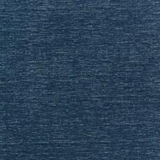 White/Indigo Solids Decorator Fabric by Kravet