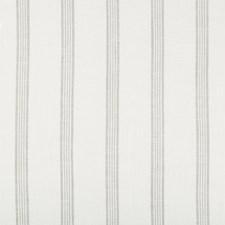 White/Grey/Light Grey Stripes Decorator Fabric by Kravet